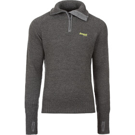 Bergans Ulriken Sweat-shirt Homme, dark grey mel